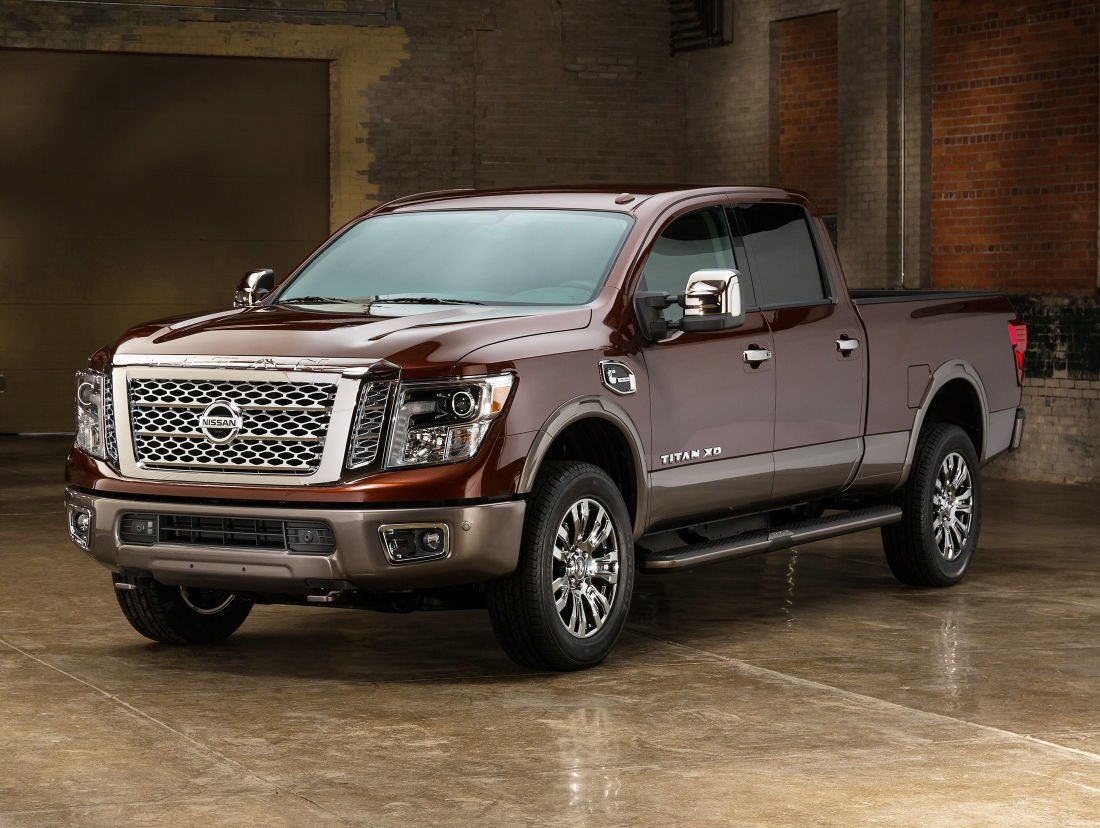 2016 Nissan An Xd New Entry Into The Mid Size Truck Field