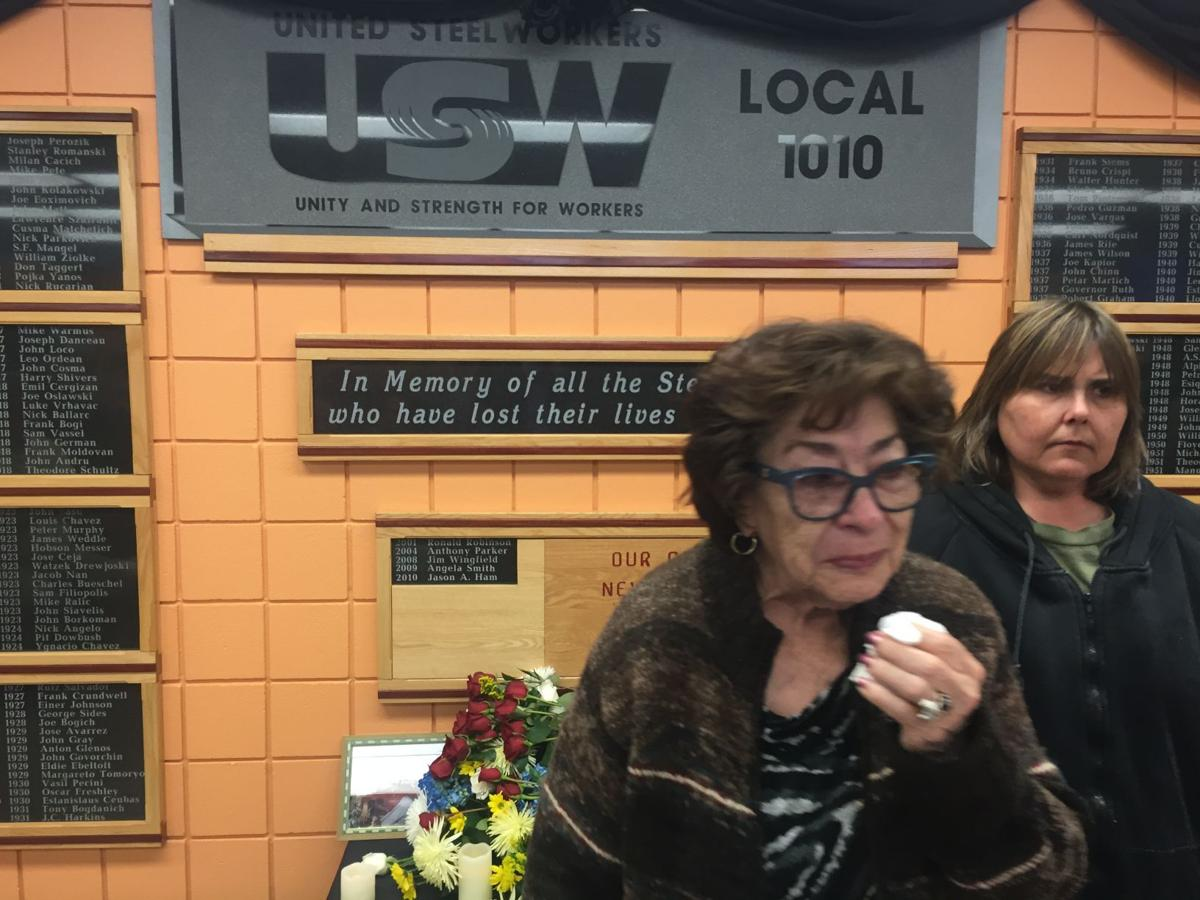 USW Local 1010 mourns fallen steelworkers
