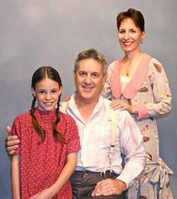 Actor David Naughton Starring In Stage Musical Old Timer