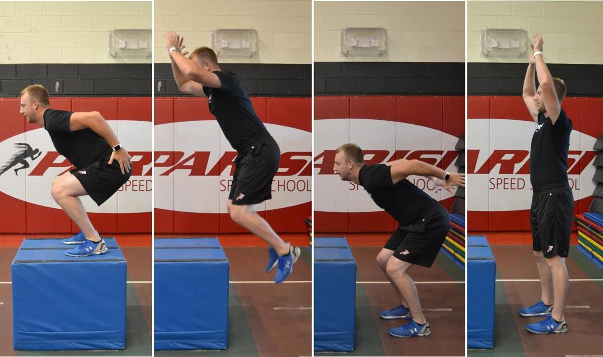 Box jump fitness nwitimes