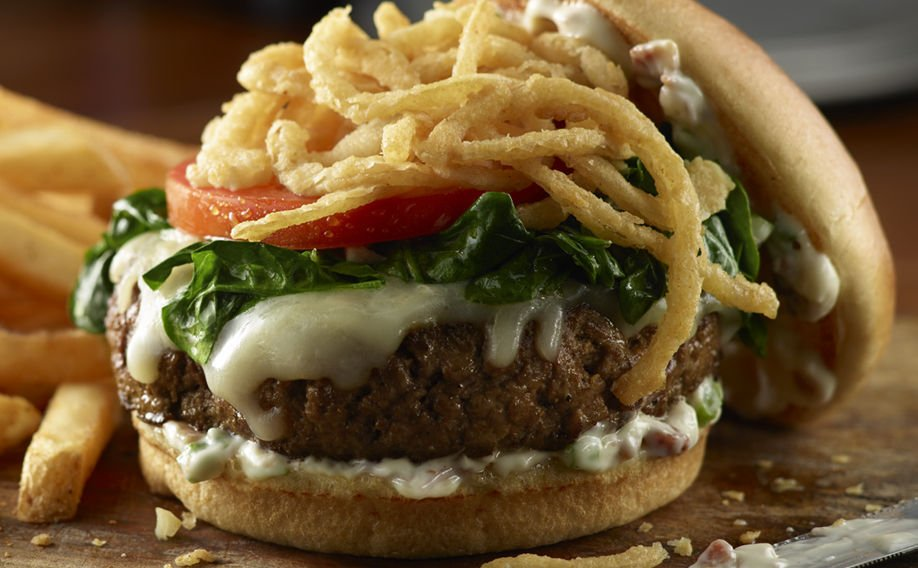 LongHorn Steakhouse\'s Gourmet Burger | Food and Cooking | nwitimes.com