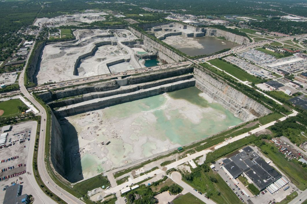 Thornton Quarry Transformation Part Of Largest Civil