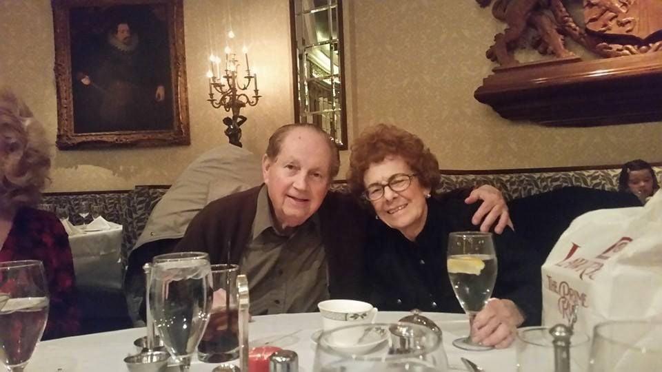 Happy 70th wedding anniversary