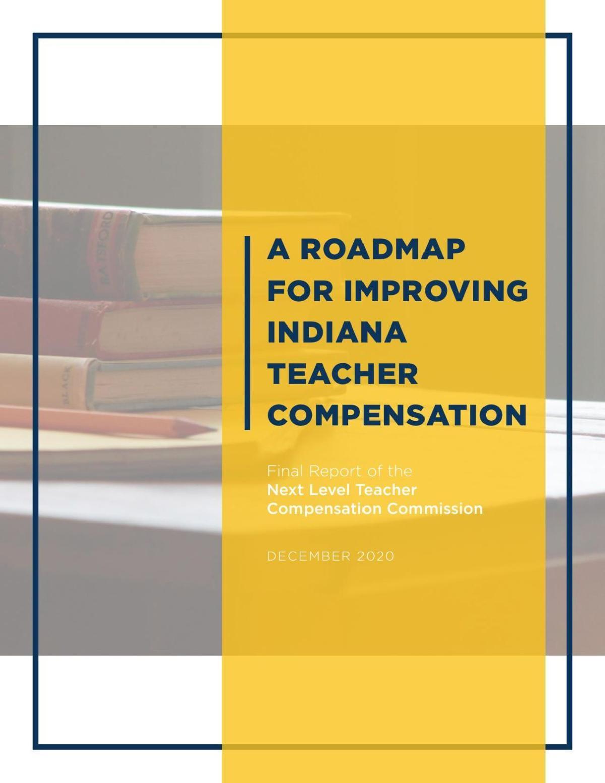Next Level Teacher Compensation Commission report December 2020