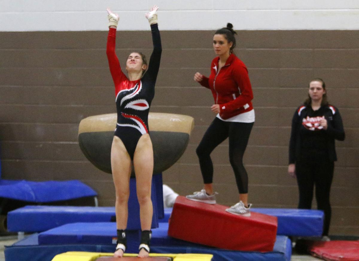 LaPorte Pairs Gymnastics Invitational