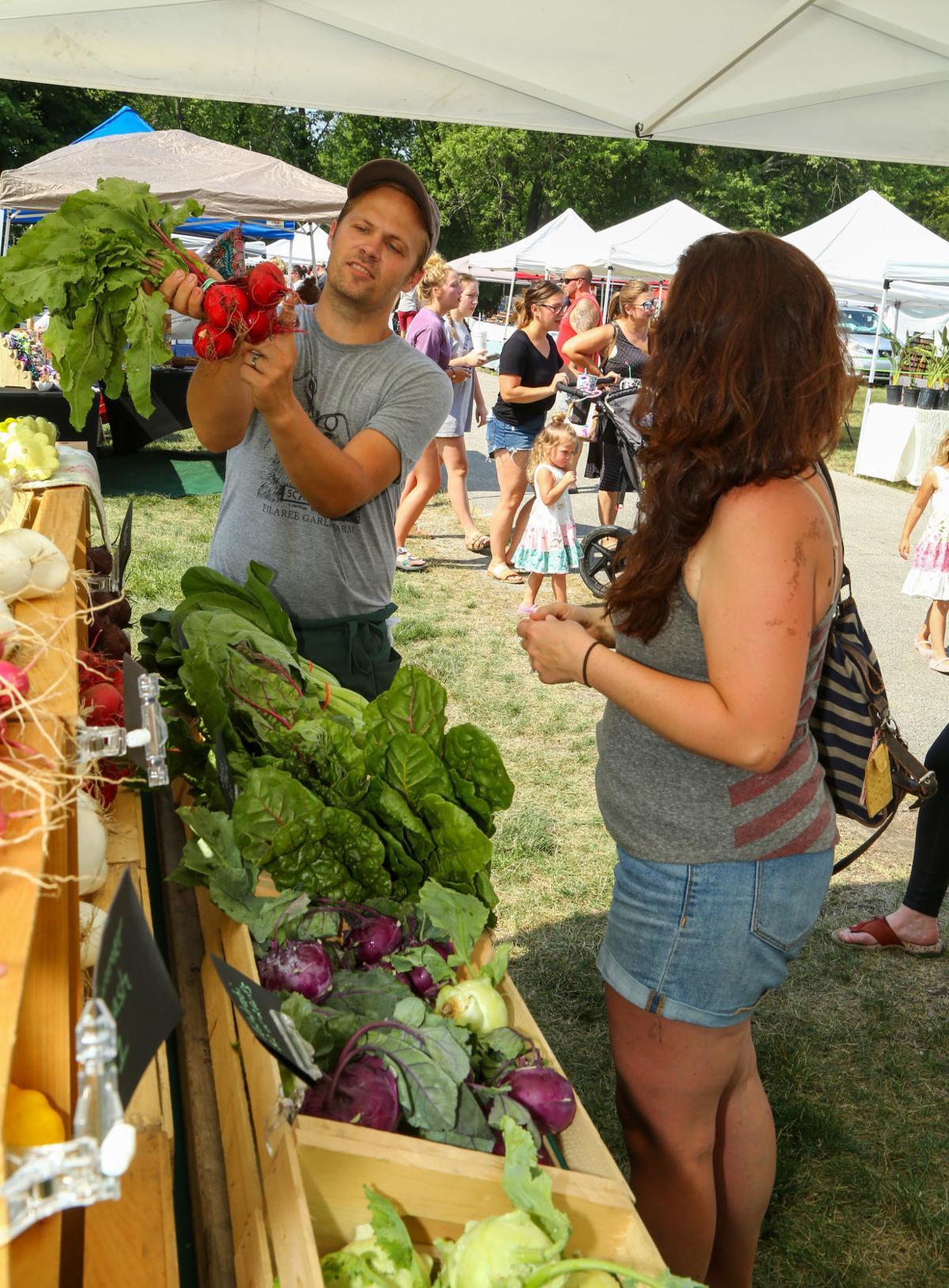 Cedar Lake Farmer's Market