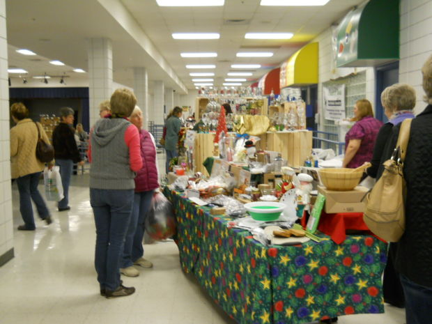 Munster In Holiday Craft Show