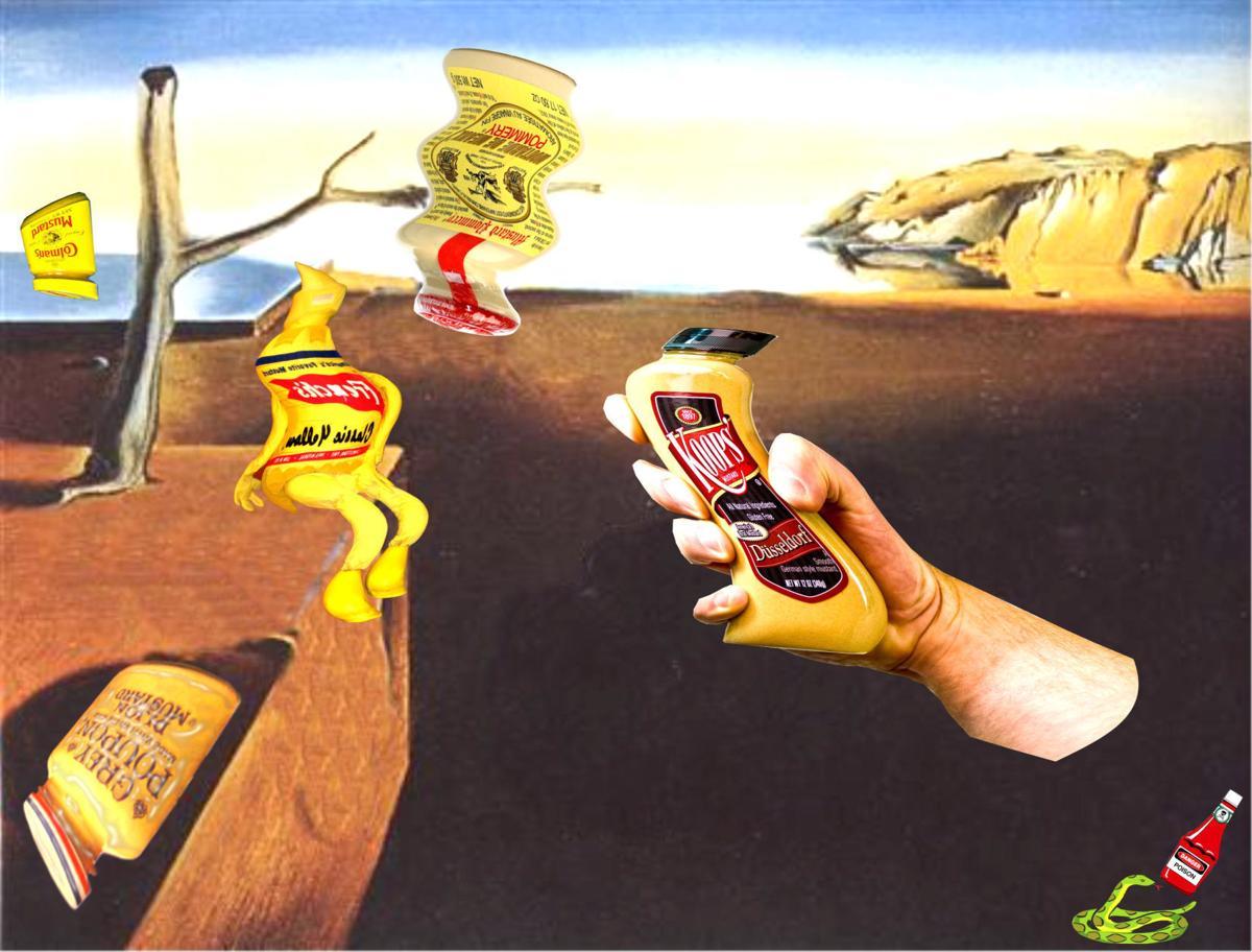 Travel Mustard