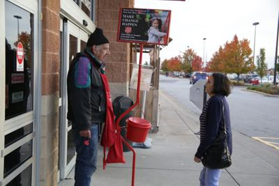 Local Salvation Army units looking for volunteers to ring bells during the holiday season