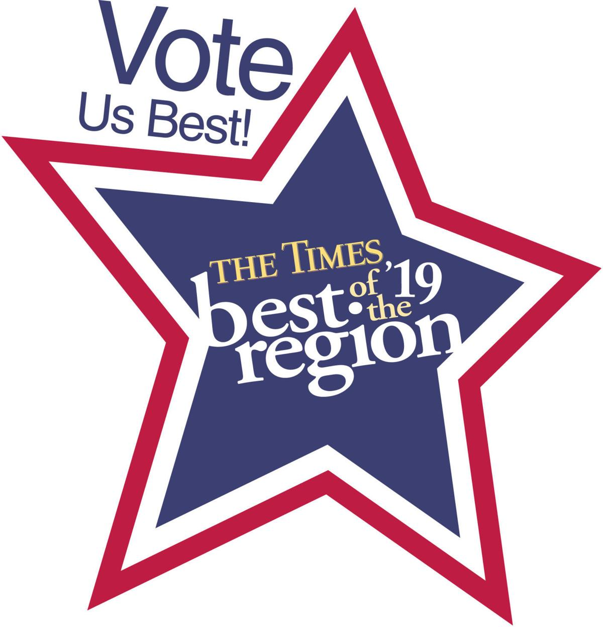 Best of the Region voting open again