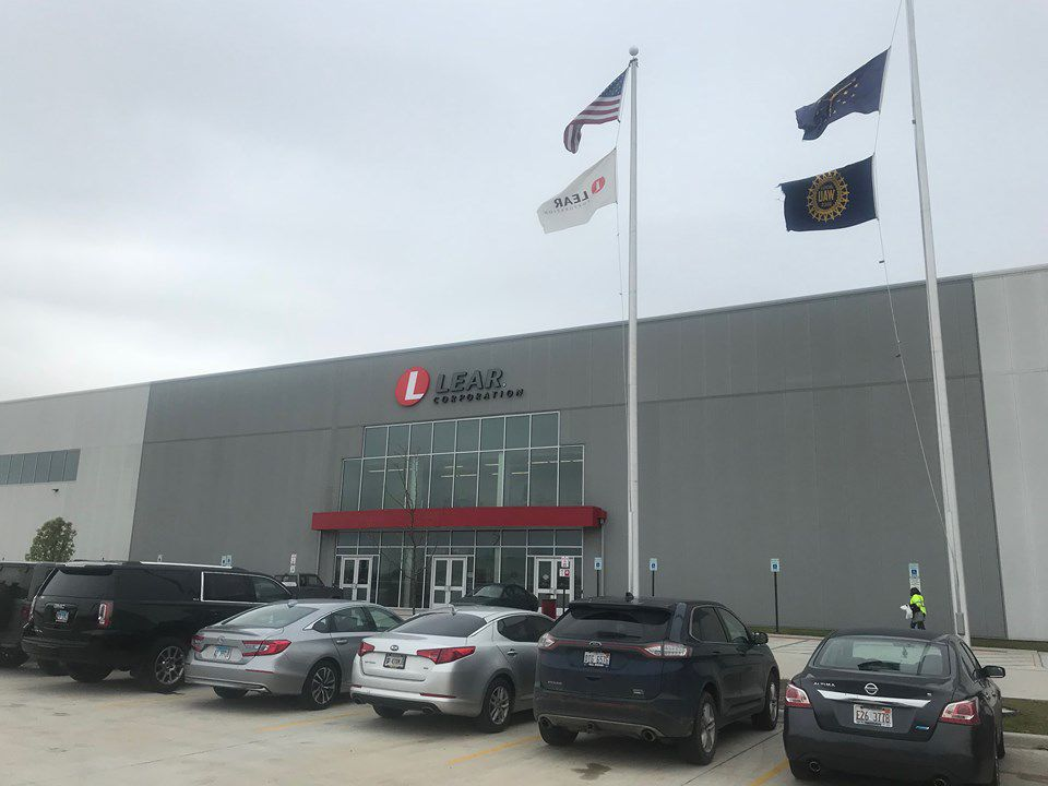 Lear has moved to new $30 million factory in Hammond