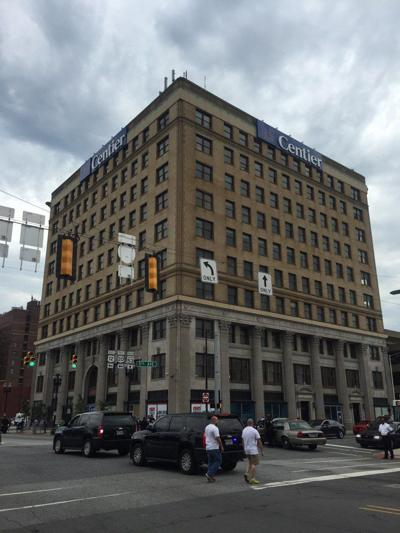 Historic Centier building in downtown Gary now fiber ready