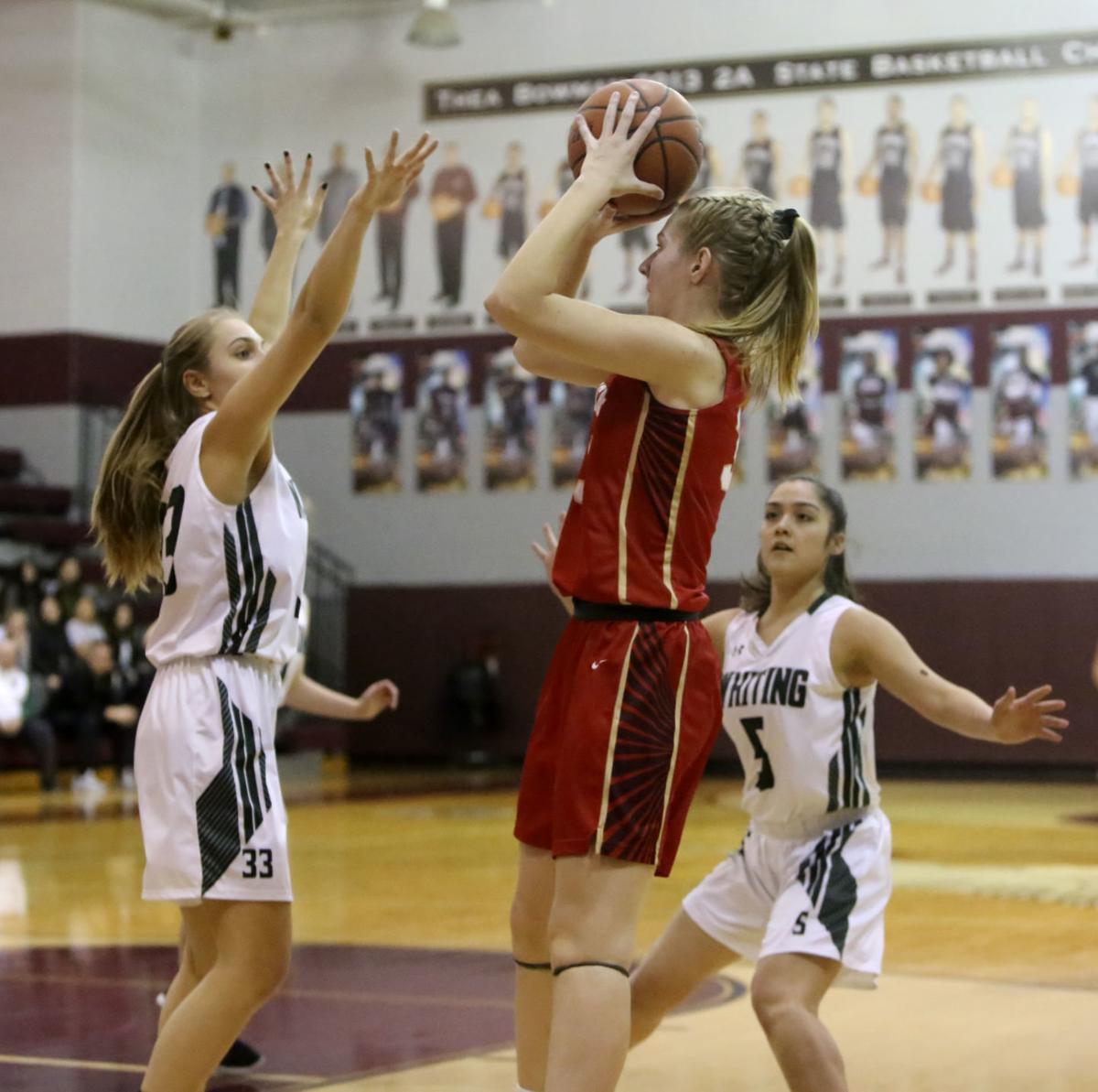 girls basketball: Andrean/Whiting