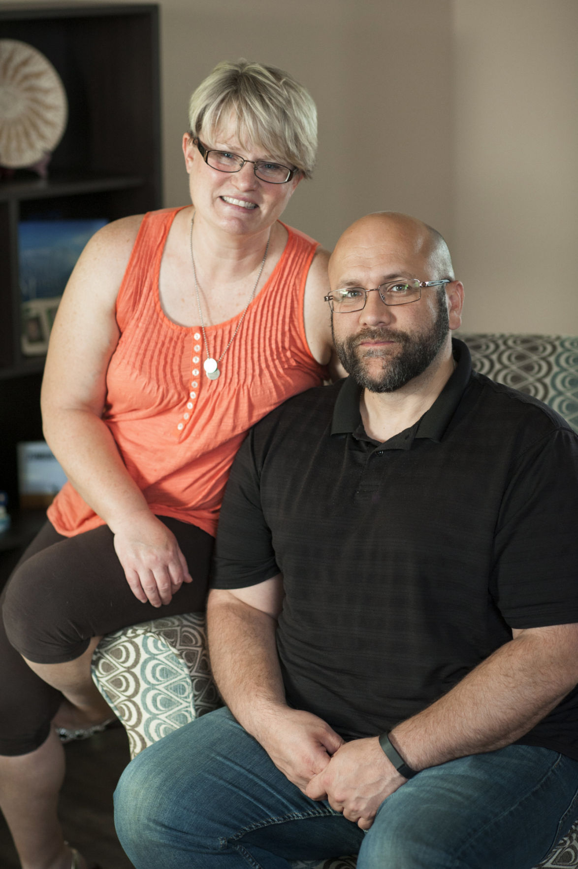 Portage couple fall in love while serving their country