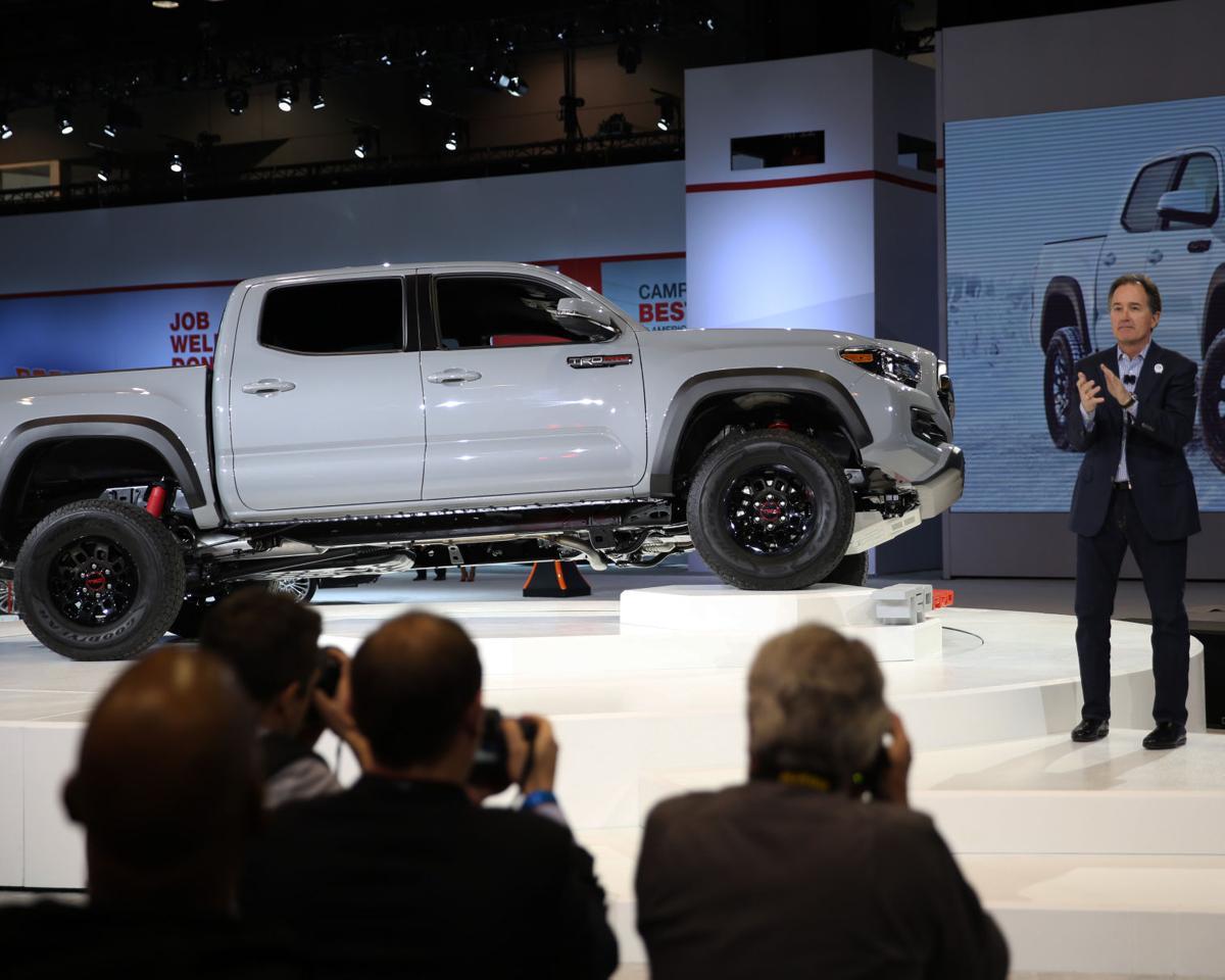 Automakers bullish as Chicago Auto Show kicks off