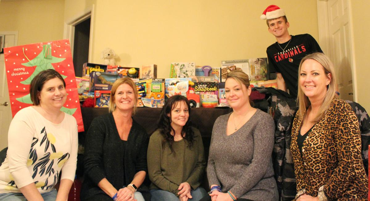Family, friends start Clayton's Gift of Hope to benefit community