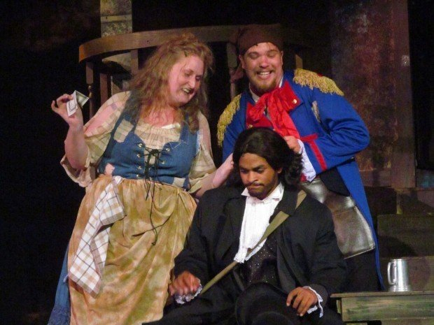 Musical Journey Ross Summer Music Theatre Celebrates 50 Years With Les Mis Stage Hit Theatre Nwitimes Com