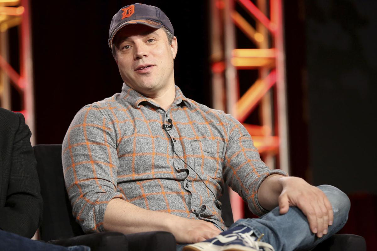 Film-Geoff Johns Exits DC Entertainment