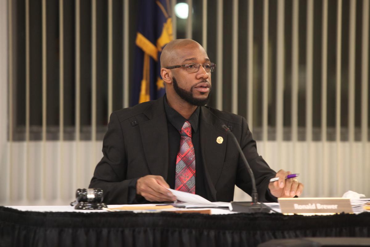 Jamal Washington barred from Gary City Council meetings