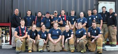 Fire Training Academy graduates 22 firefighters to serve communities throughout Northwest Indiana
