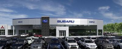 Castle Subaru to take over vacant Harbor Buick GMC dealership in Portage