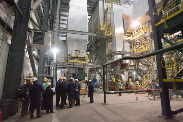 ArcelorMittal looking to idle operations at Indiana Harbor
