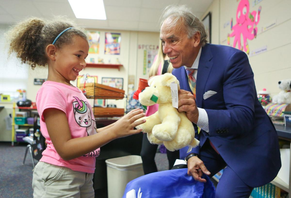 Reading Buddies delivered to local schools