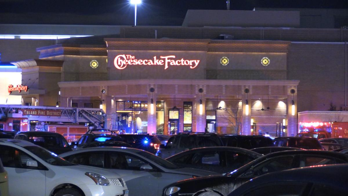 Orland Square Mall Shooting