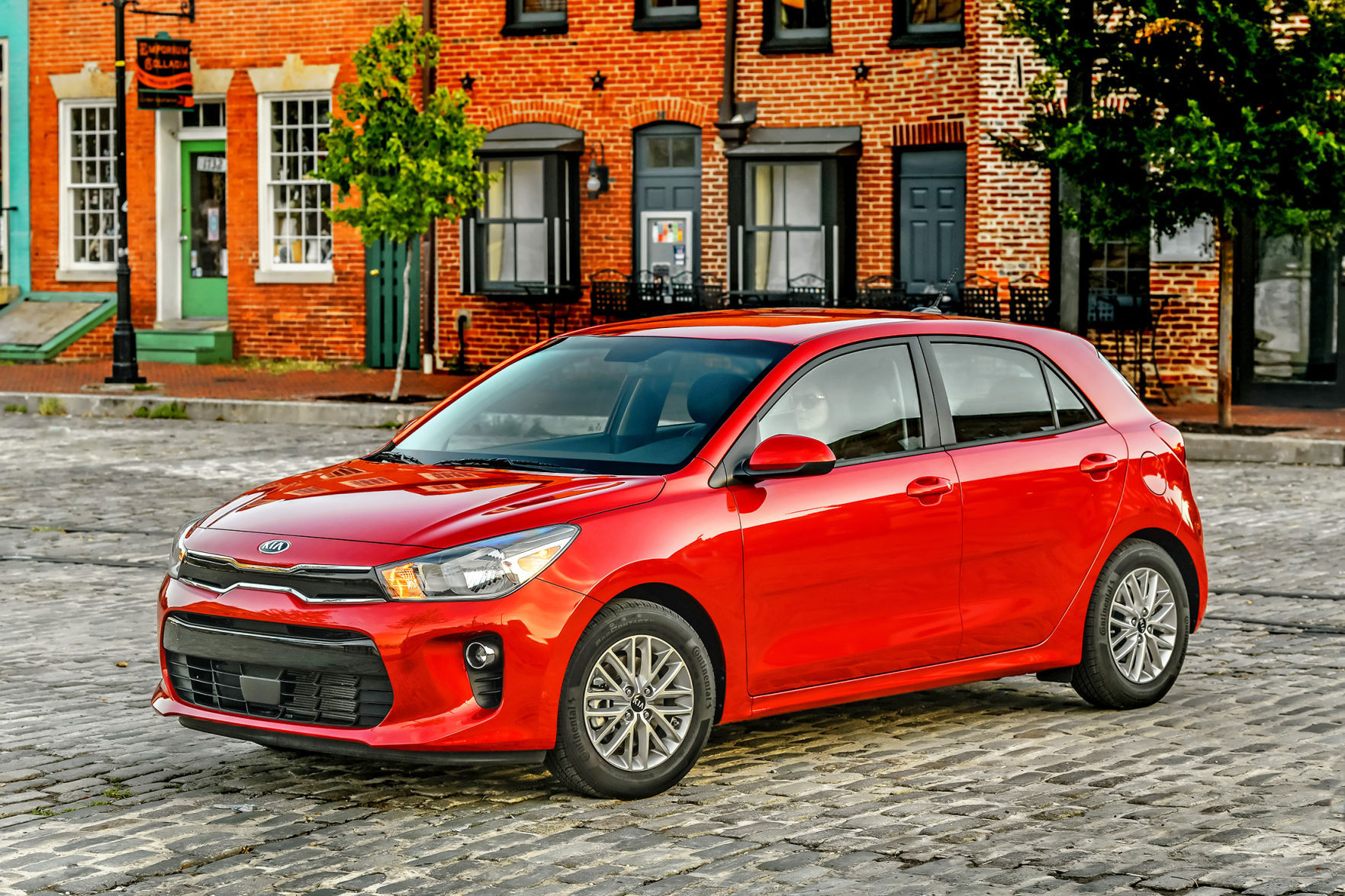 subcompact kia rio enters new generation with quieter ride more rh nwitimes com