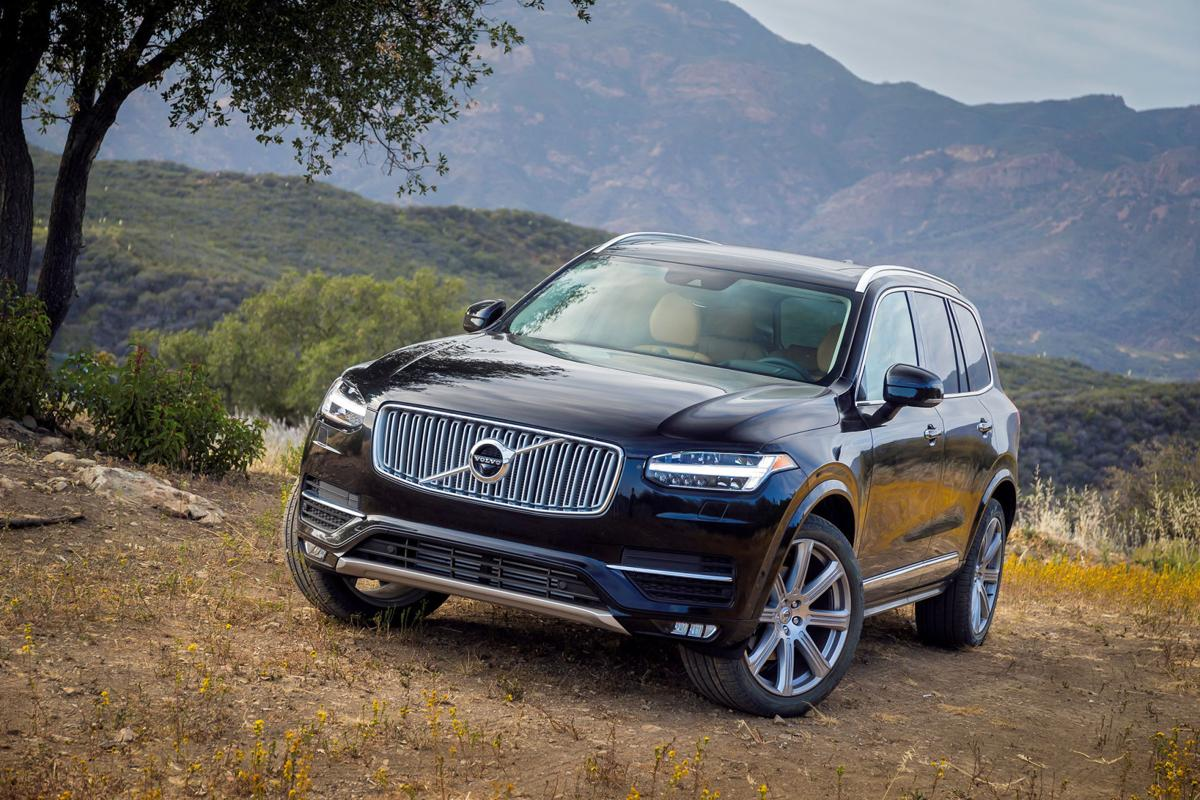Volvo XC90 a luxury heavyweight with mind-blowing seats