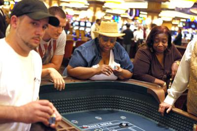 Take charge of your gambling at the craps table