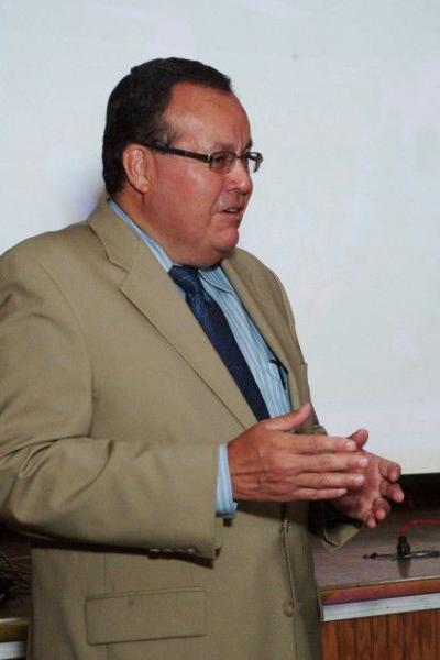 Lake Superior Court Judge Jesse Villalpando