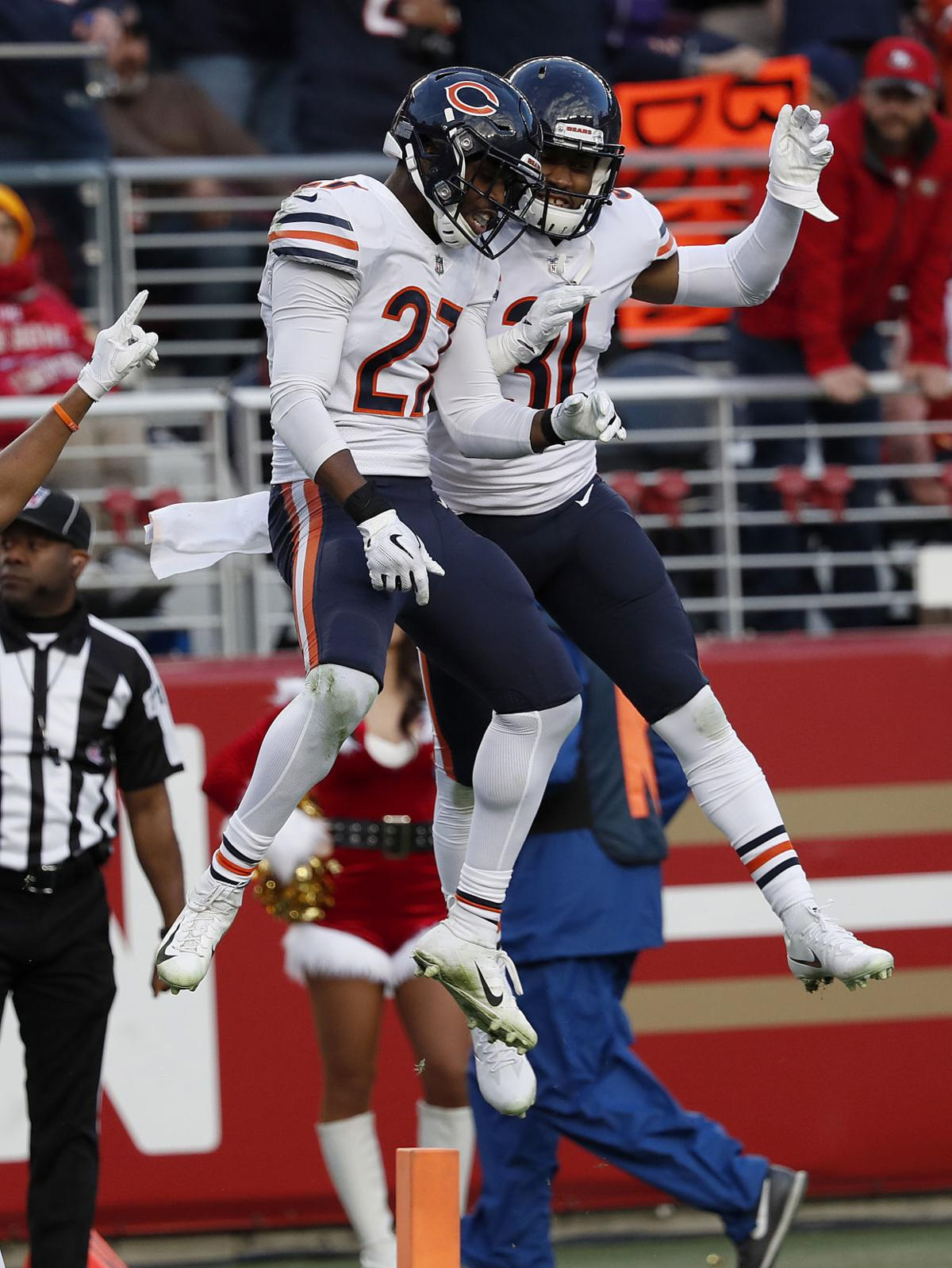 eed49272 UPDATE: Bears clinch at least No. 3 seed with 14-9 win over 49ers ...