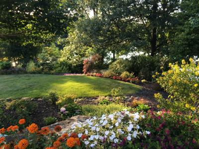 Lake County Master Gardeners Garden Walk 2016