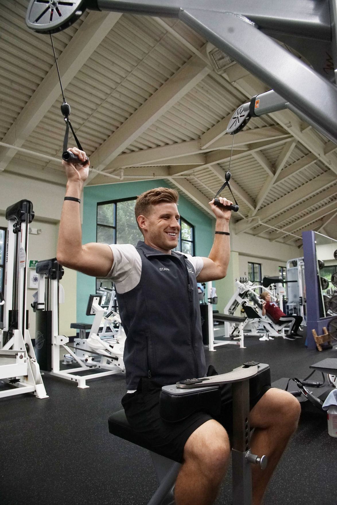 Resistance training at least twice a week builds bones, reduces blood pressure
