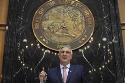 State of the State Indiana