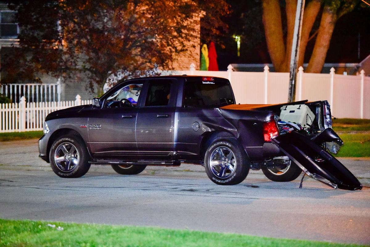 Motorcyclist Severely Injured in Crash