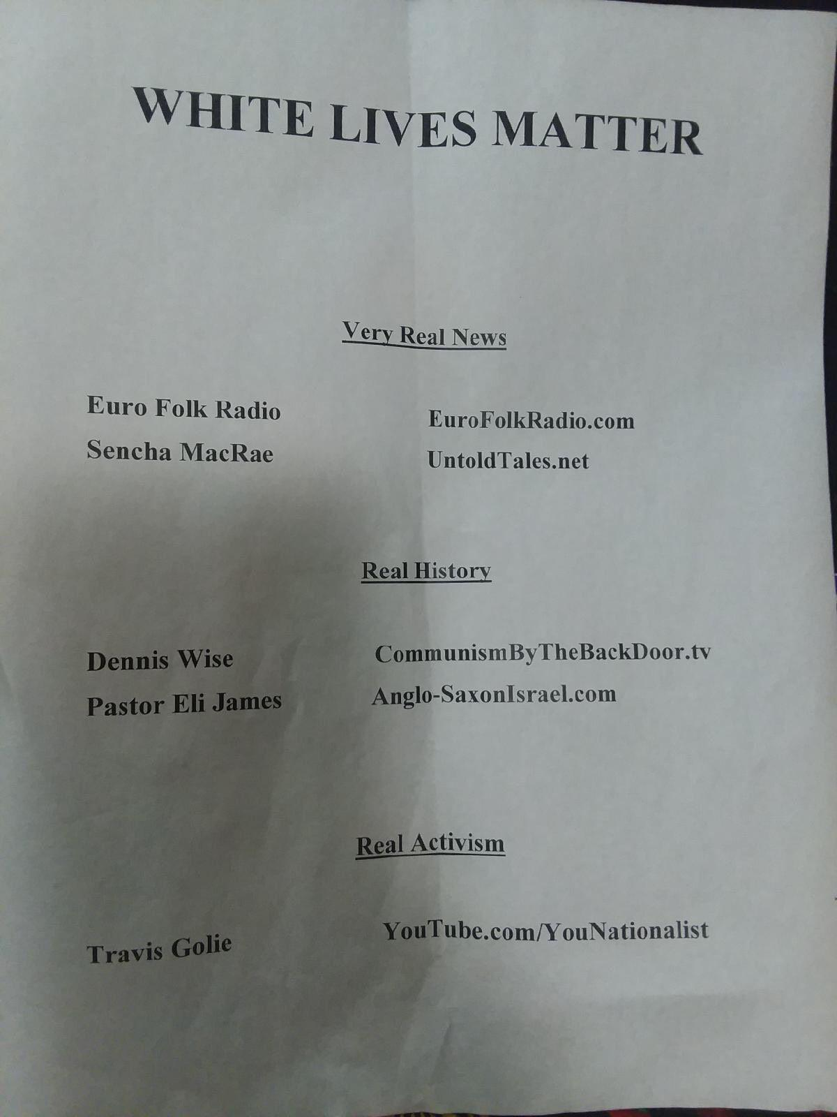 gary woman finds anti semitic flier in her mailbox a day after