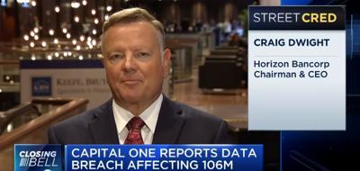 Horizon Bank CEO to ring NASDAQ Opening Bell