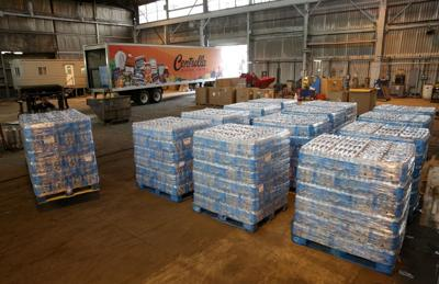 Water donation for East Chicago residents