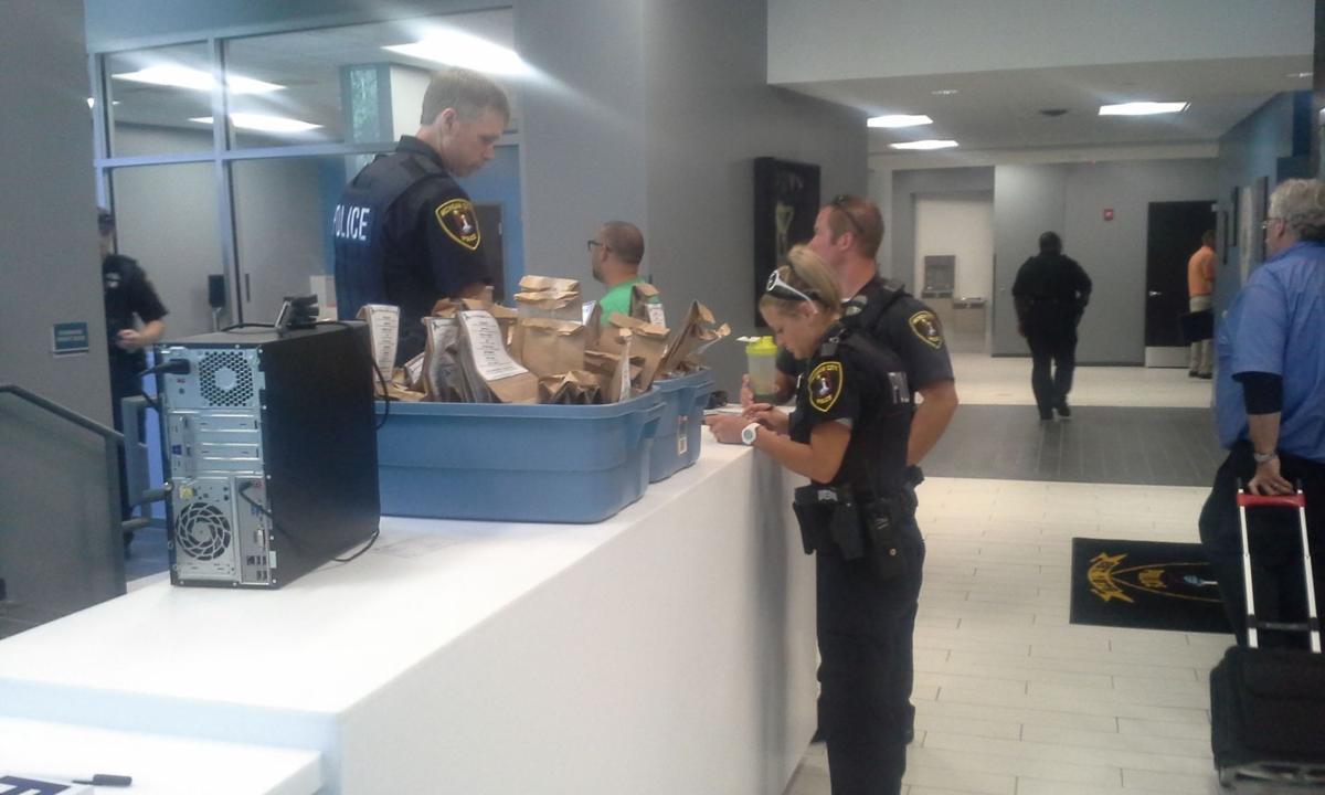 Michigan city police move into new facility laporte for Laporte city police