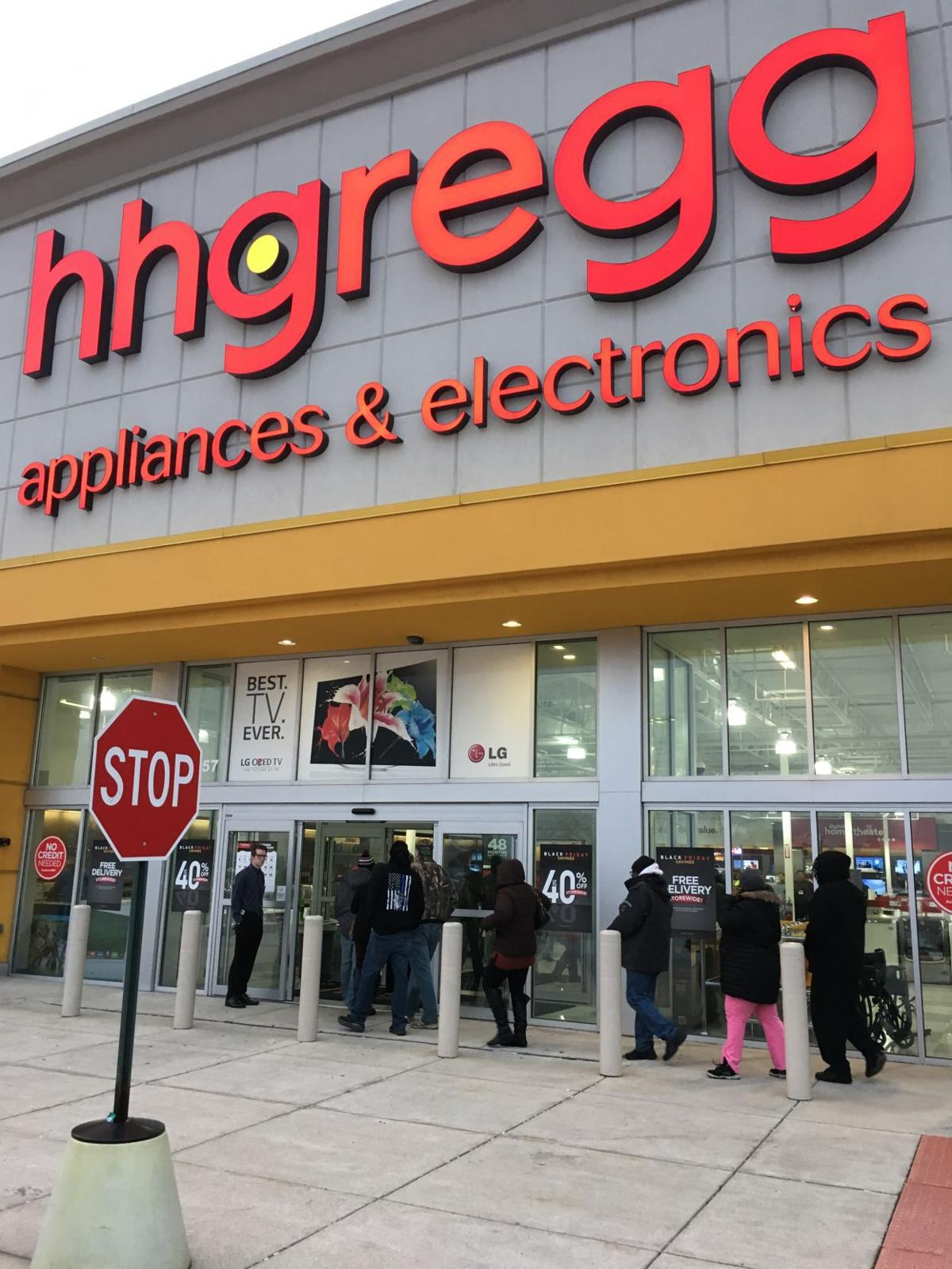 HHGregg files for bankruptcy, finds buyer