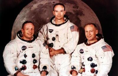 OFFBEAT: Moon landing astronauts have varying attitudes