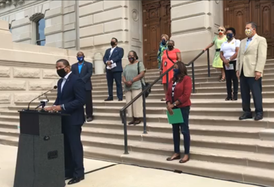 Democrats seek special legislative session to tackle COVID-19, racial inequality