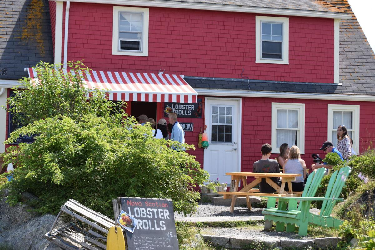 Will Travel for Food: Peggy's Cove