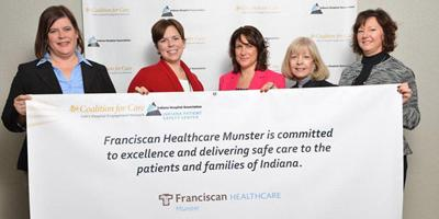 Indiana Hospital Association lauds patient safety efforts