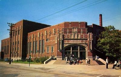 East Chicago Roosevelt High