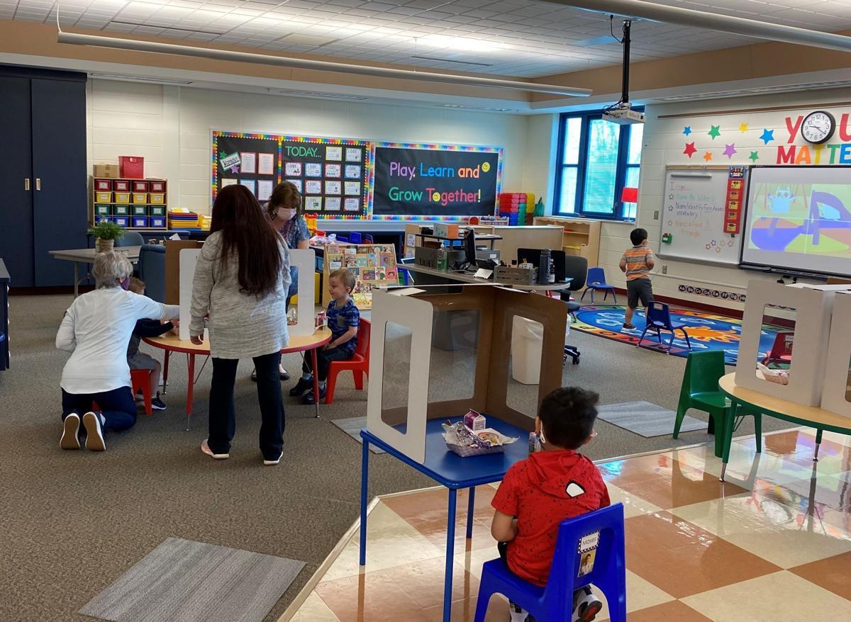 File photo: Hammond schools return