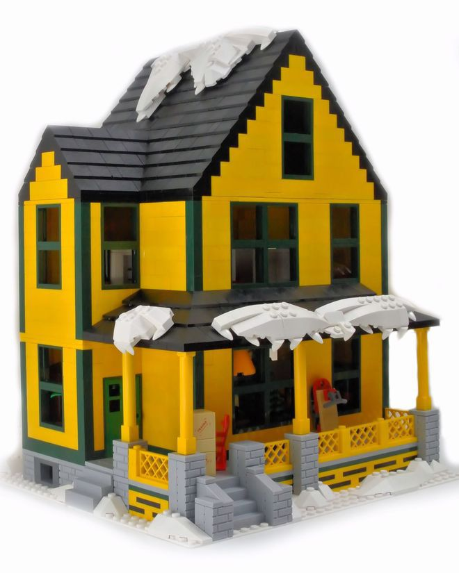 lego christmas story house coming to hammond - Christmas Story House
