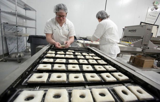 Family Express embroiled in square donuts battle